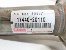 New Genuine OEM Lexus 17440-20110 Exhaust Muffler Assembly 99-01 RX300 w/Tow Pkg