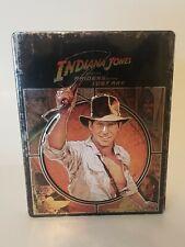 Indiana Jones and the Raiders of the Lost Ark Blu-ray Steelbook