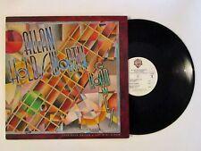 ALLAN HOLDSWORTH ROAD GAMES LP ORIG. U.S. 1983 JACK BRUCE EDDIE VAN HALEN