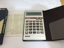 VINTAGE CASIO SLIM CALCULATOR,LC 1210,12 DIGITS,NEW OLD STOCK,1980'S.NEW OLD STO