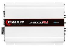 🇧🇷 Taramps Ts2000X4-2 Ohms 2000 Watts Amplifier Usa Dealer Same Day Ship