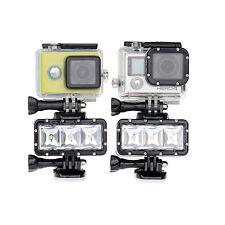 SUPTIG 30M LED Diving Light Lamp for XiaoYi GoPro Hero 3, 3+, 4 SJCAM SJ4000
