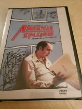 American Splendor Dvd New Still Sealed Paul Giamatti