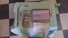 NOS PM 50's 60's CHEVY OLDS PONTIAC TRUCK DODGE BUICK MONITOR JR MIRROR UNIT