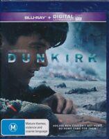 Dunkirk Blu-ray NEW Region B digital Ultraviolet UV