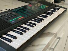 Vintage 1986 Keyboard - Yamaha Pss-270 PortaSound Voice Bank Electronic Keyboard