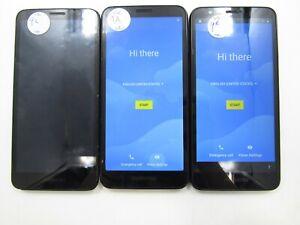 Google Locked Motorola Moto E6 XT2005-5 US Cellular Check IMEI GLV AD-1215