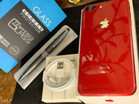 Apple iPhone 8 Plus (64gb) T-Mobile/ Metro (A1897) Product(RED) {Remote Managed}