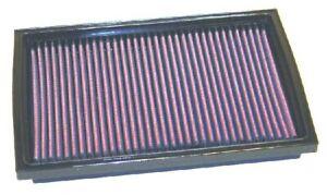 K&N Hi-Flow Performance Air Filter 33-2168 fits Kia Sportage 2.0 16V 4x4 (K00)