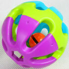 Parrot Pet Bird Bites Toy Chew Ball Toys Swing Cage Hanging Cockatiel Parakeet T