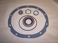 FORD 9 INCH INSTALL KIT WITH NUT CRUSH SLEEVE SEAL O RING Gasket AND RETAINER