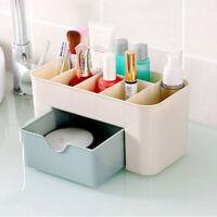 Women Cosmetic Makeup Case Desktop Storage Organizer Box Drawer Holder Perfume G