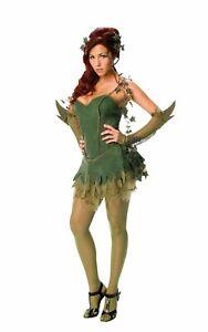 Woman's Secret Wishes Poison Ivy