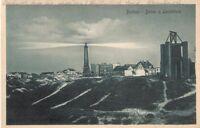 AK Ansichtskarte Borkum / Dünen und Leuchtturm - 1912