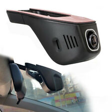 170° WiFi HD Car Dual Lens Hidden DVR Camera G-Sensor Motion Detection Dash Cam