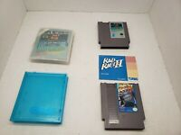 Rad Racer 1 & 2 Nintendo Entertainment System, NES Video Game Cartridge lot.