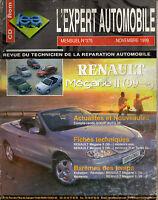RTA revue technique l'expert automobile n° 379 RENAULT MEGANE II 2