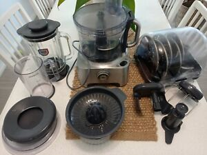 Kenwood Multipro Mixer Food Processor