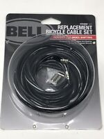 BELL PitCrew 600 Replacement Bicycle Cable Set for Multi-Speed Shifting Braking