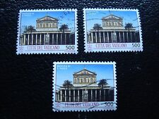 VATICAN - timbre yvert et tellier n° 945 x3 obl (A28) stamp