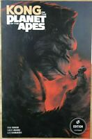 KONG ON THE PLANET OF THE APES (2018) Boom! Studios TPB VG+/FINE- 1st