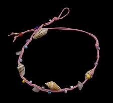 Braccialetto brasiliana amicizia filo rosa-perle quarzo rosa e