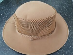 Stunning BNWT Kakadu Breeze Suede Hat Various Sizes and Colours