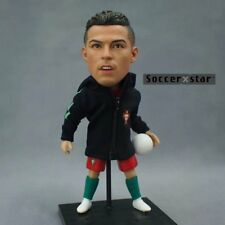 Portugal team Player C.RONALDO 12CM/5in Movable Dolls Toy Figure