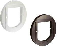 SureFlap Mounting Adapter One-Way Cat Flap Cat Door Magnet