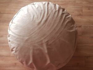 NEW Newborn Posing BeanBag for Baby Photography, 90x45cm, WHITE, PU or Post 2136