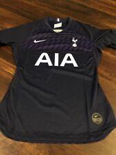 New Nike Women's Tottenham Hotspurs Soccer Jersey Size Small Navy Purple