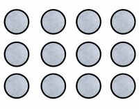 12 Pack Mr Coffee Charcoal Water Filter Replacement Refill BVMC-SJX33GT SJX33