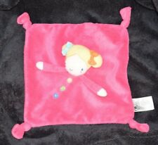 Mothercare Roll Up Soft & Flufty baby blankie comforter toy  *** USED ***