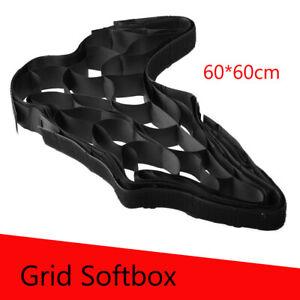 60 X 60cm Photography Square Honeycomb Grid Net for Studio Strobe Softbox