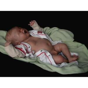 """Male Front Belly Plate for 16-18"""" Dolls, by Donna RuBert - #4460"""