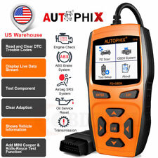 Autophix ABS SRS Scanner EPB DPF Diagnostic Automotive OBD2 Code Reader For Ford