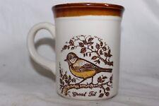 2 Mug Cup Tasse à café Biltons Great Tit
