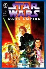 STAR WARS DARK EMPIRE #1 (of 6) - Dark Horse Comics 1991  (vf) (a)