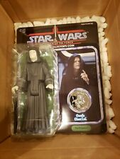 "EMPEROR PALPATINE Jumbo Star Wars Gentle Giant Vintage Kenner 12""  PGM Exclusive"