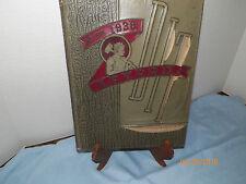Vintage 1938 Lexerd Drexel Institute of Technology Yearbook