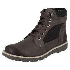 Chaussures gris larges pour garçon de 2 à 16 ans