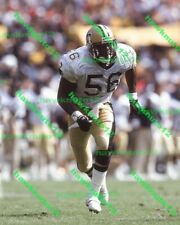 Pat Swilling NEW ORLEANS SAINTS 8 X 10 COLOR GLOSSY PHOTO football #s56Cu2g6