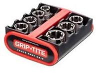 Grip-Tite, 7 Piece SAE Super Socket Set, 00111