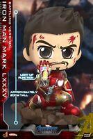 20cm COSB679 Avengers 20CM Iron Man MK85 Battle Ver. PVC COSBABY Hot Toys