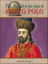 World Time of Marco Polo (World in the Time Of...(Chelsea House))-ExLibrary
