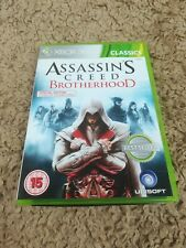 Assassins Creed: Brotherhood - Special Edition (Xbox 360, 2011) w/ Manual