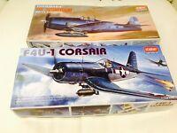 Academy 1:72 CORSAIR/HELLCAT/Military Aircraft model Kits 2121-1657