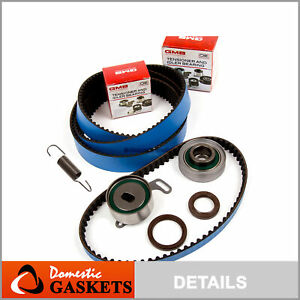 Timing Belt Kit for 97-02 Acura Honda Isuzu SOHC F22B1 F23A1 F23A4 F22A5 F23A7
