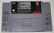 RoboCop vs. The Terminator (Super Nintendo SNES, 1993) Game Only (NTSC)
