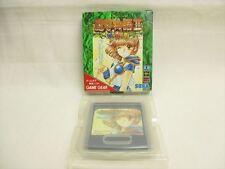 MADO MONOGATARI II 2 PUYO PUYO Madou Game Gear No instrcution bbn Sega Japan gg